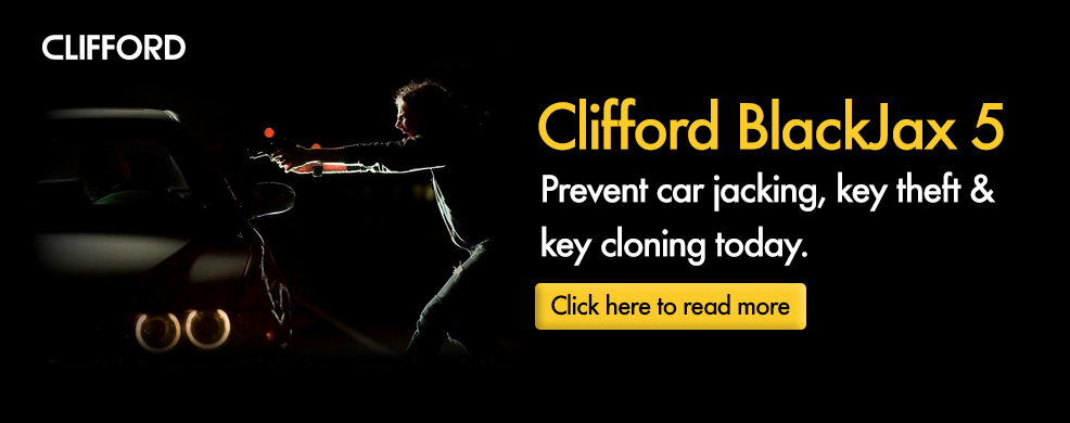 Clifford BlackJax Anti Car jacking security system