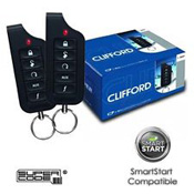 Clifford 510.4X Car Alarm Vehicle Security
